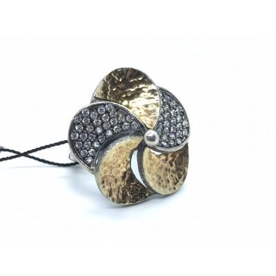 Anello Ottomano in Argento - Made in Turchia