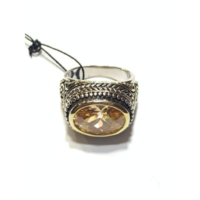 Anello UNISEX Ottomano in Argento - Made in Turchia
