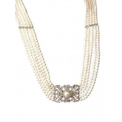 Collana da Sposa con Perle